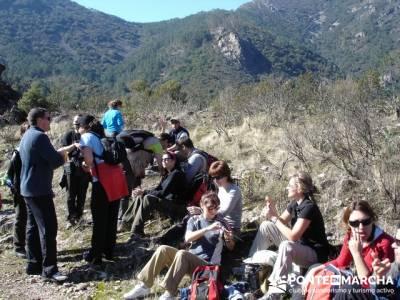 Parque Natural de Las Batuecas - Sierra de Francia; trekking viajes; viajes fin semana
